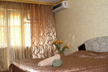 сдается 1 ком в Кыргызстан: Сдается однокомнатная квартира посуточная квартира Бишкек
