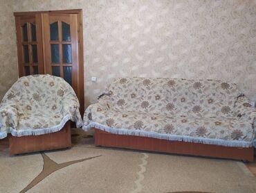 Диван+ кресло, состояние как на фото. Механизмы все работают