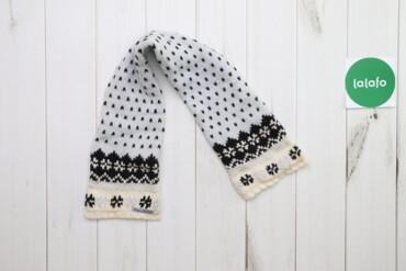 Дитячий шарф з візерунком Tartine et Chocolat, вік 3 р.    Довжина: 77