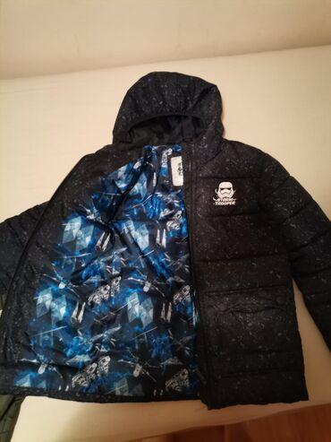 Zimske - Srbija: Velicina 134 Zimska jakna Bez tragova nosenja i ostecenja