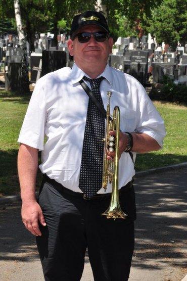 Muzičar - trubač, Stara Pazova orkestar, sviram sahrane - Stara Pazova