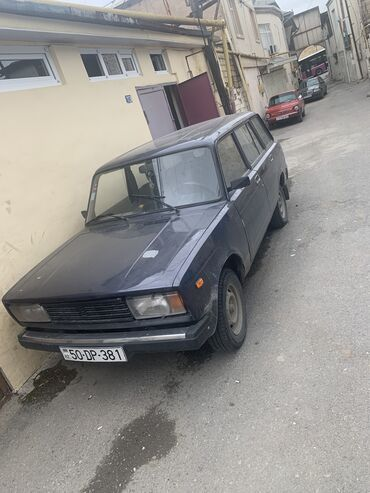 2104 - Azərbaycan: VAZ (LADA) 2104 2007