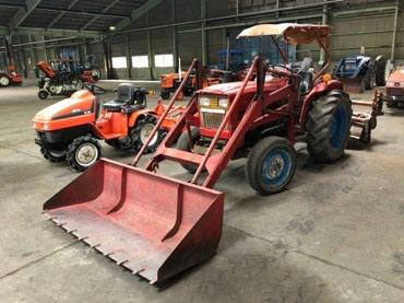 Трактор Ош,Талас тракторы,японские в Бишкек