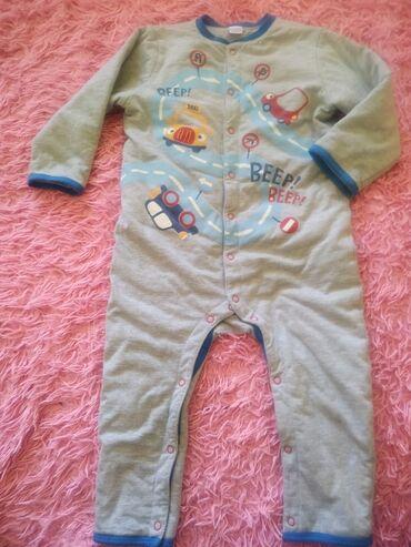 Пижамка очень тёплая. На рост 92-98 см LC WAIKIKI