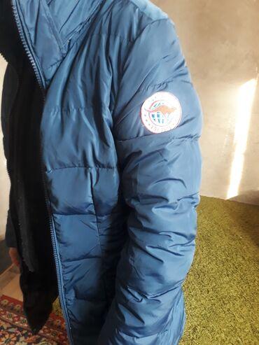 свадебное платье размер 46 48 в Кыргызстан: Продаю женскую куртку деми 46/48