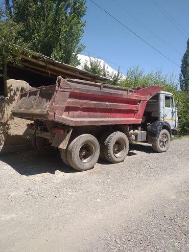 Транспорт - Ноокат: Продаю камаз сомасвал
