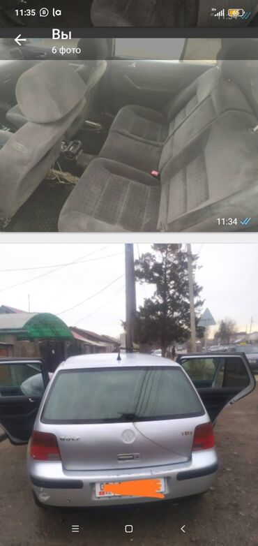 суточный 1 комнатная квартира в караколе in Кыргызстан | ПОСУТОЧНАЯ АРЕНДА КВАРТИР: Volkswagen Golf 1.9 л. 2001