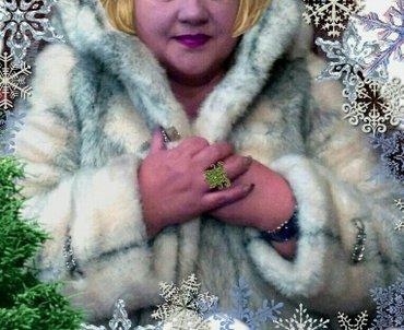 Продаю женский полушубок размер хl в Бишкек