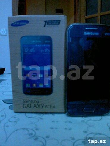 Sumqayıt şəhərində Samsung ace 4 duas g313hu satilir karopkasi senedi adaptri nausniki