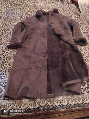 Dublyonka palto satilir 20 manat geyinilib