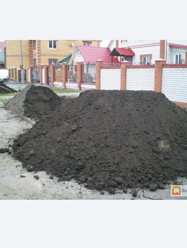 Черназем (земля) доставка зил 8 тон по городу в Бишкек