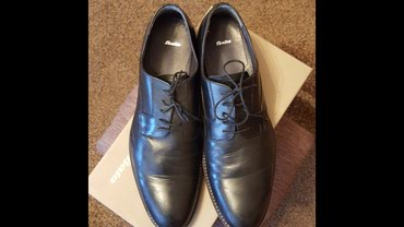 Prodajem Bata kožne cipele, veličina 45 dužina unutrašnjeg - Kragujevac