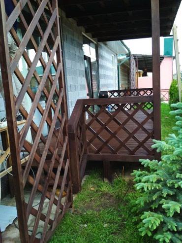 Садовая мебель - Кыргызстан: Терраса, беседка. Из дерева. На ваш вкус. Под ваши размеры