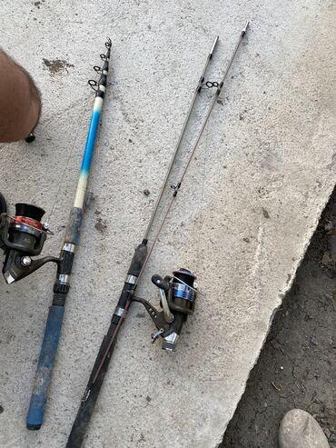Все для рыбалки ! С леской и снасти на старте . Для карпа ! Всего за