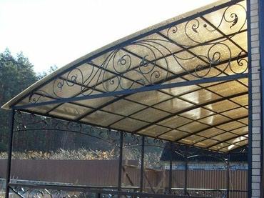 Эти конструкции состоят из железных в Бишкек