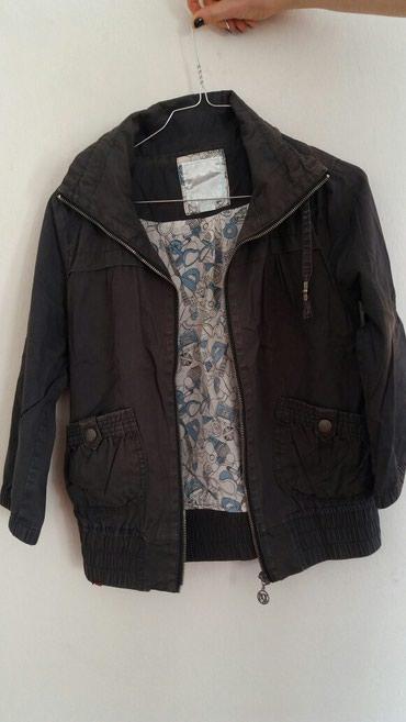Bershka - jaknica, velicina: S - Borca