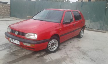 Volkswagen Golf R 1993 в Ош