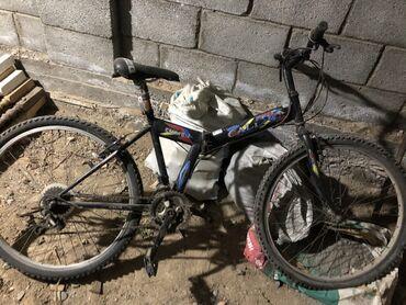 Спорт и хобби - Байтик: Велосипед!!! Продаю велосипед состояние хороший Цена 4000