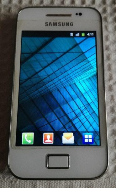 Μεταχειρισμένο Samsung Galaxy Ace Plus 2 GB άσπρο σε Chaidari