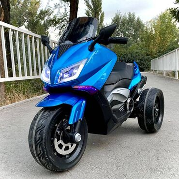 689 объявлений: Детский мотоцикл motorcycle inspire  рекомендуем детям от 3 до 10 лет
