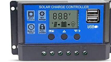426 объявлений: 100 А Контроллер заряда от солнечных батарей Панель солнечных батарей