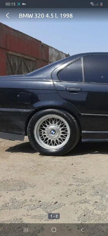 bmw m5 4 4 m dkg - Azərbaycan: BMW 320 4.5 l. 1998