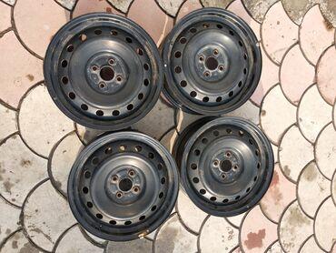 железные диски r15 в Кыргызстан: R-14. R-15. R-16. ORIGINAL. Диски Железные. Привозные из Японии. По