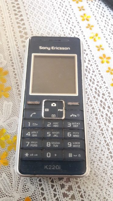 Sony ericsson w995 - Кыргызстан: Легенда K220i в хорошем состоянии!