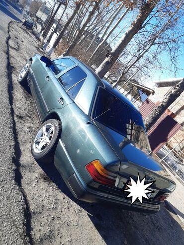Mercedes-Benz W124 3 л. 1988