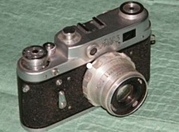 Fotoaparatlar - Gəncə: Fotoaparat 1960ci il