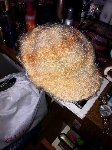 Personalni proizvodi | Bor: NOVA kapa/beretka, prelep i premekan materijal je u pitanju, ima kao