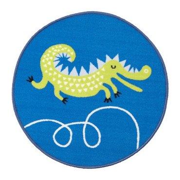 Новый детский коврик от икеа!!! диаметр 67 см. коврик не скользит!!! в Бишкек