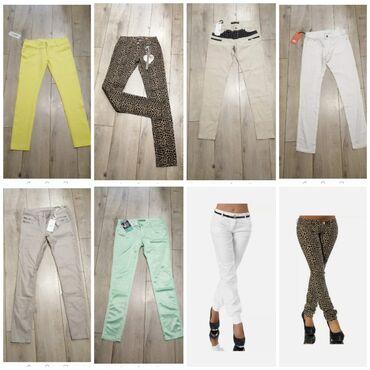 Pantalone velicina m - Srbija: Nove pantalone, vise modela. Velicine M, L i XL. Samo 1500