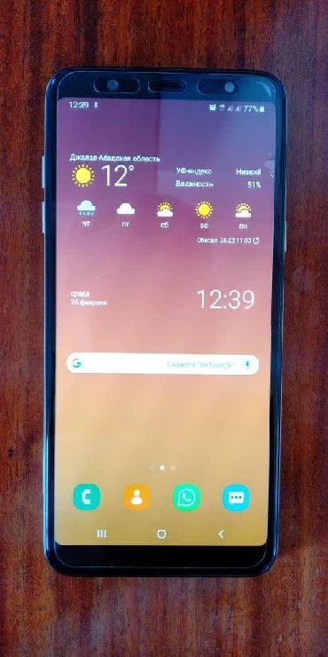 Смартфон леново к3 ноут - Кыргызстан: Б/у Samsung Galaxy A6 Plus 32 ГБ Золотой