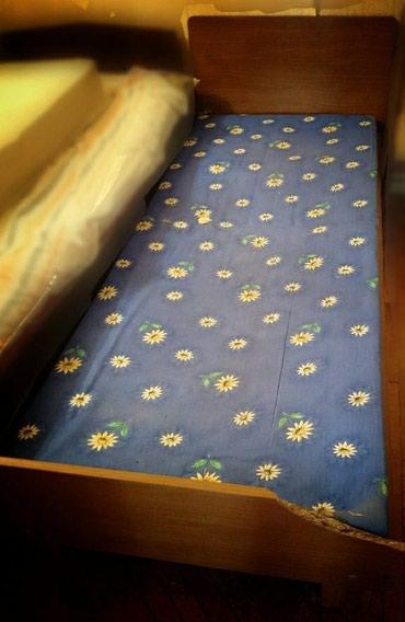 Б/у кровать. В хорошем состоянии в Bakı