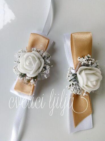 Ostalo za kuću   Loznica: Cvetici za svadbemoguce je raditi u vise boja i modela za vise