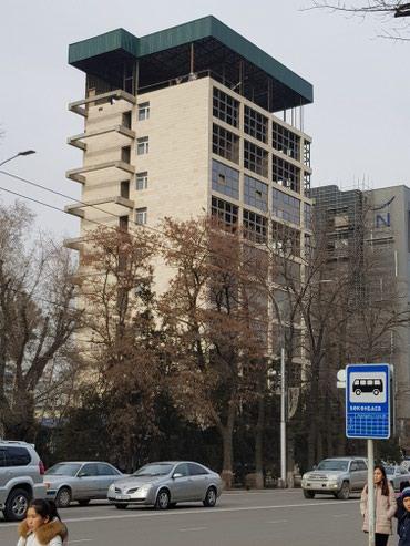 Продается офисное помещения на 8 этаже в Бишкек