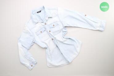 Підліткова джинсова сорочка George, вік 10-11 р., зріст 140-146 см