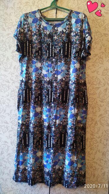 Платье женское летнее,Хорошее состояниеРазмер 48-50250 сомНАХОДИТСЯ В