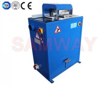 станок для резки железо в Кыргызстан: Обжимной станок для рвд samway c400Отрезной станок для РВД Samway