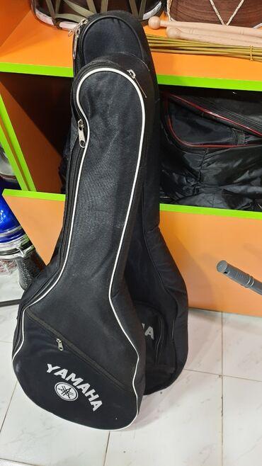 Akustik gitara çantası