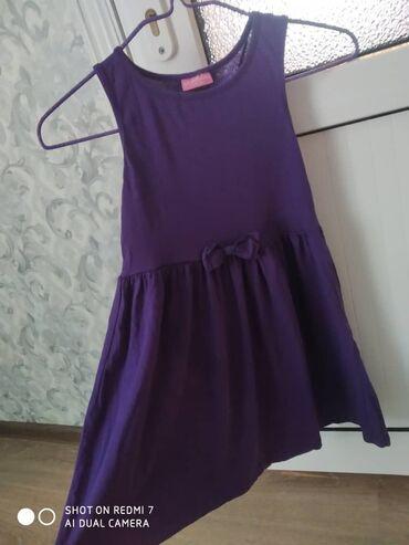 Платье,для девочек 7-8 лет, очень аккуратно одето,качество Турция