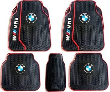 Bakı şəhərində BMW silikon ayaqaltıları