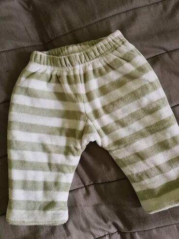 C&A Disney deblje pantalone za bebu 0-3m malo nošeno, 1, 2 puta