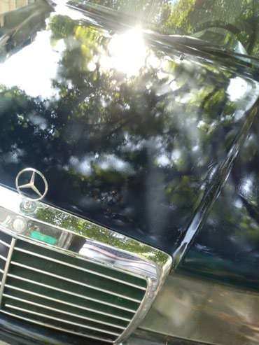 Mercedes-Benz W124 1991 в Бишкек