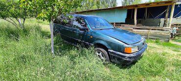 Volkswagen Passat 2 л. 1991   416000 км