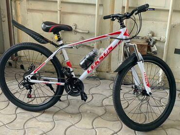 alfa romeo 4c 17 tct в Кыргызстан: Взрослый велосипед Размер рамы 17Размер калесы 26Скорость