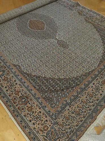 Xalçalar Göytəpəda: Temiz tebriz xalcasidir 3×4 az islenib yuduzdurulub ideal veziyetdedur