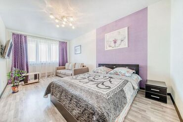 снять дачу за городом бишкек посуточно в Кыргызстан: Сдается шикарная 1 комнатная квартира в 7 микрорайоне .Ранее квартира
