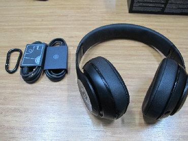 monster beats pro в Азербайджан: Beats Studio Wireless Matt Black (MHAJ2) Malın kodu--IN11041 Товар воз